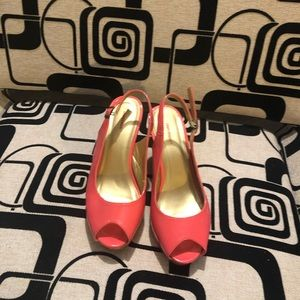 Coral Wedge Dayla Shoes
